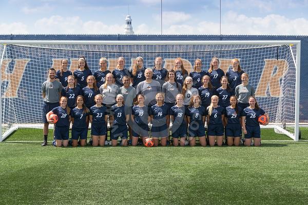 Wheaton College 2018 Women's Soccer