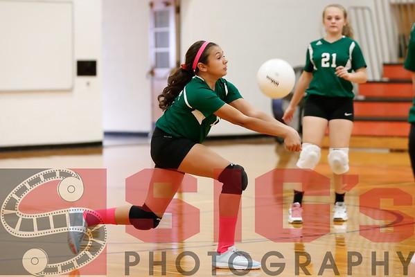 10-26-15 SHMS Volleyball vs ND