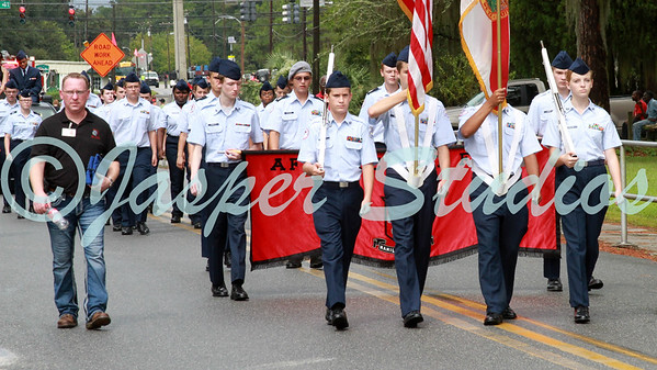 HCHS Homecoming Parade and Game  2014