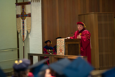 Spring 2018 Commencement