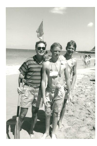 1990 Leeward Regatta 6-17-1990