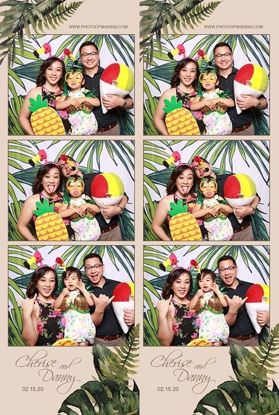 (Photo Booth) Cherise & Danny
