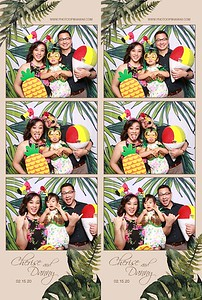 (Photo Booth) Cherise & Danny