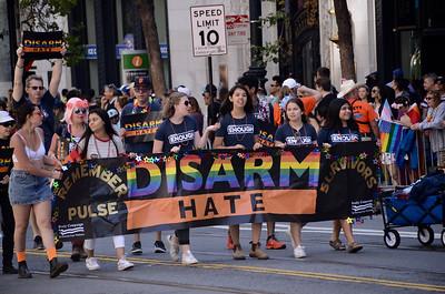 Pride Parade  SF