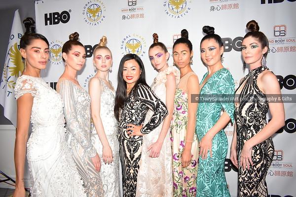Global Charity Initiative Black Tie Gala & NancyVuu.com Fashion