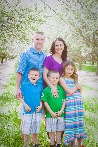 Mooney Family