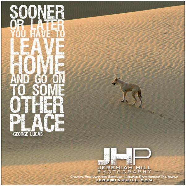 31-Sooner or Later you have to leave home - photo quote.png