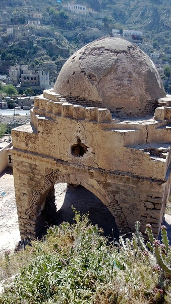 Yemen --  tomb of Rabbi Shalom Shabazi