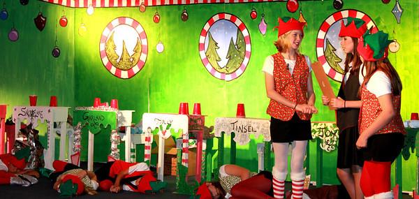 The Elves' Christmas Magic