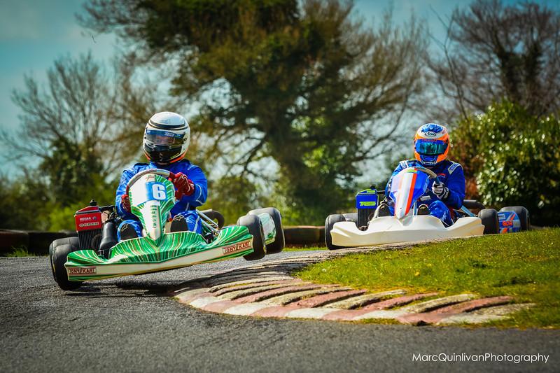 Motorsport Ireland Karting Championship 2014 - Round 3 - Athboy