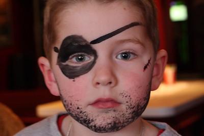 Piets Piraten feest