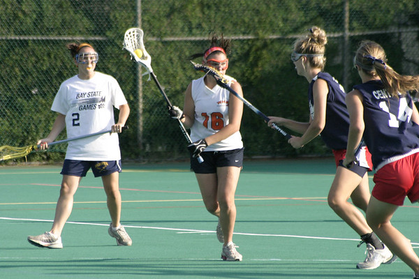 Bay State Games 2006 - Girls Lacrosse