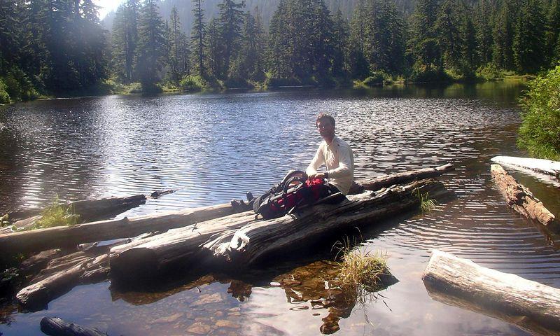 Saddle Lake.