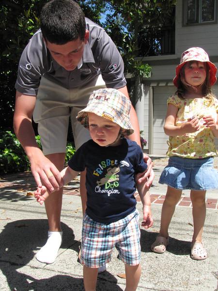 06-Jesse, Karl, Hazel in PA