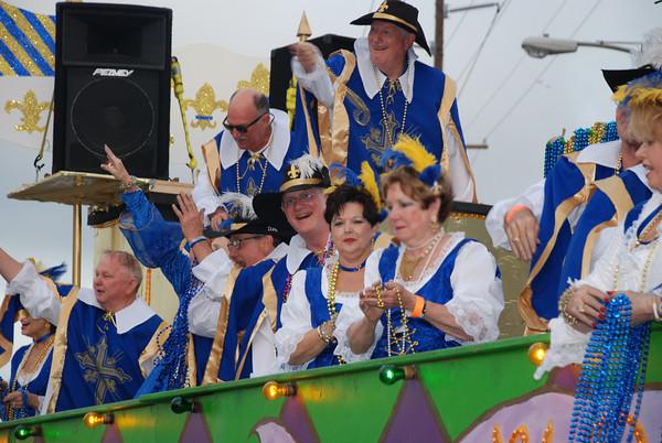 2011 Mardi Gras Parade
