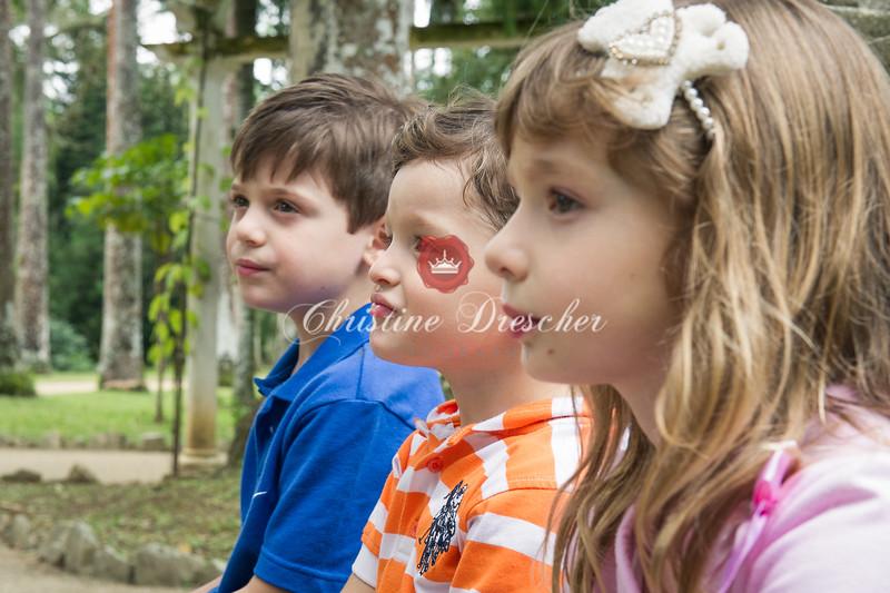 Sylvia e Filhos