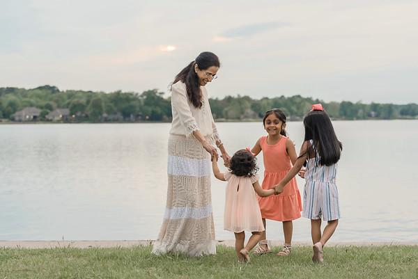 Patel Family - Spring 2021