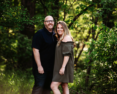 Danielle and Robbie