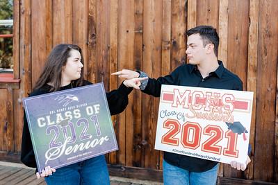 Cameron & Nicole - Class of 2021 [5/31/2021]
