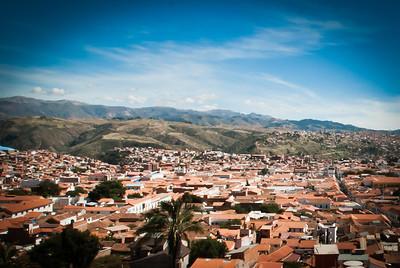 Sucre - Aerial Views