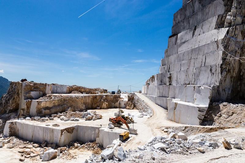 Carrara Marble Mines