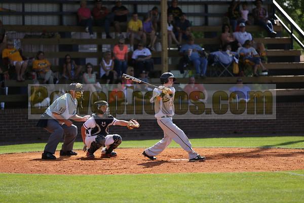 Oak Grove at S. Jones (2013 JV baseball)