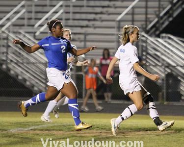 Girls Soccer - AAA State Quarterfinals - Forest Park vs. Stone Bridge (By Dan Sousa)