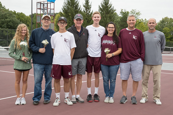 09-12-2018 Bears Tennis vs International