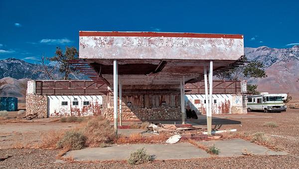 Abandoned 395 - Grant CA.