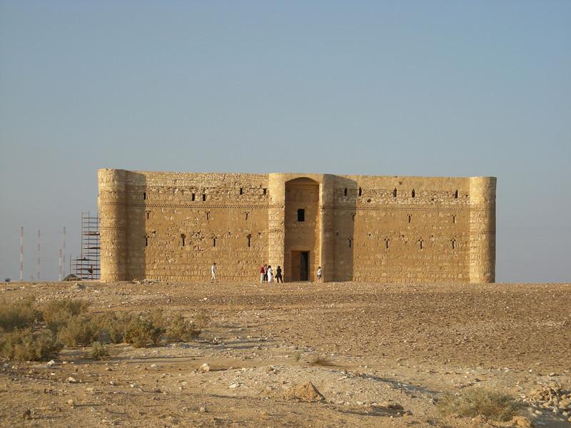 Qasr al-Kharana, eastern desert of Jordan