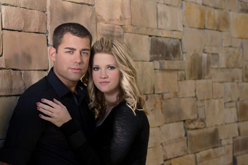 Audrey and David