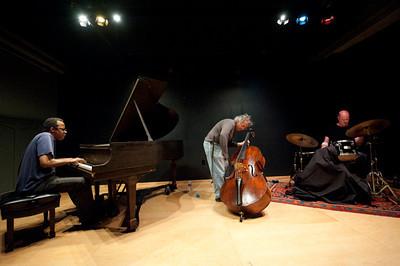 Matthew  Shipp Trio - April 15, 2012