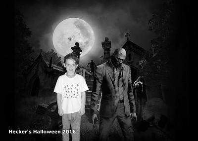 Heckers Halloween 2016