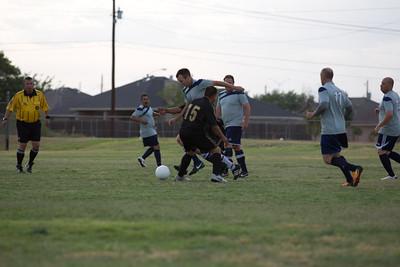 Kevin & Brent Soccer 2013