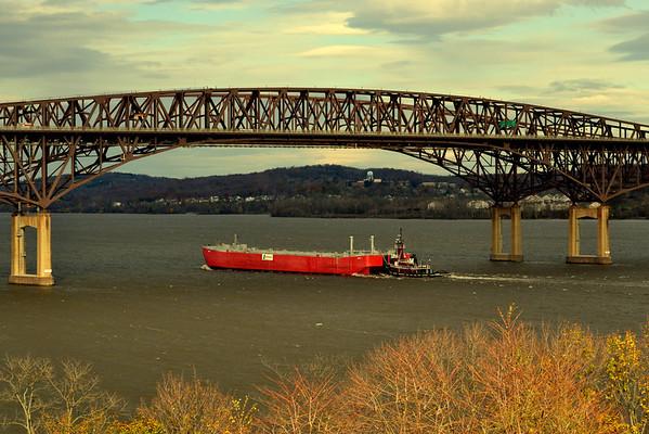 Doris Moran  Newburgh - Beacon Bridge northbound