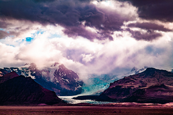 Iceland in Infrared