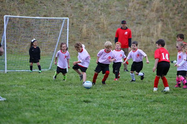 Wildcats soccer 04-17-21