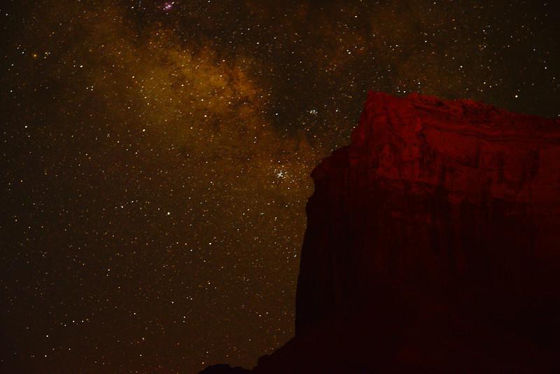 Stars, Monument Valley