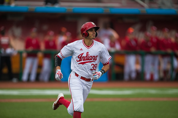 05-25-17 Big Ten Baseball Tournament Day Two