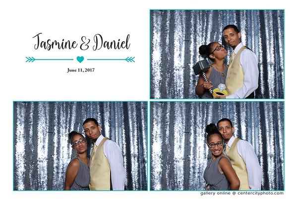 Jasmine & Daniel