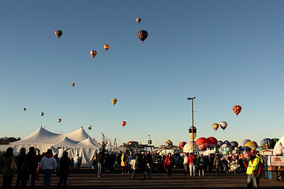 Albuquerque International Balloon Fiesta (October 2013)