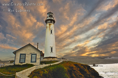 Lighthouses - California-Pigeon Point