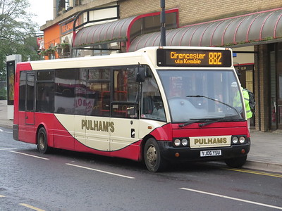 GLOUCESTER AND CHELTENHAM BUSES OCT 2019