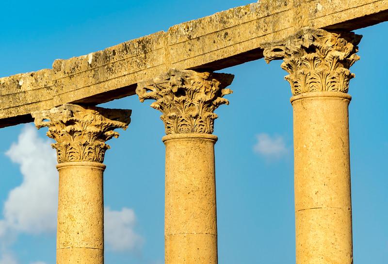 Cardo Maximus, Jerash