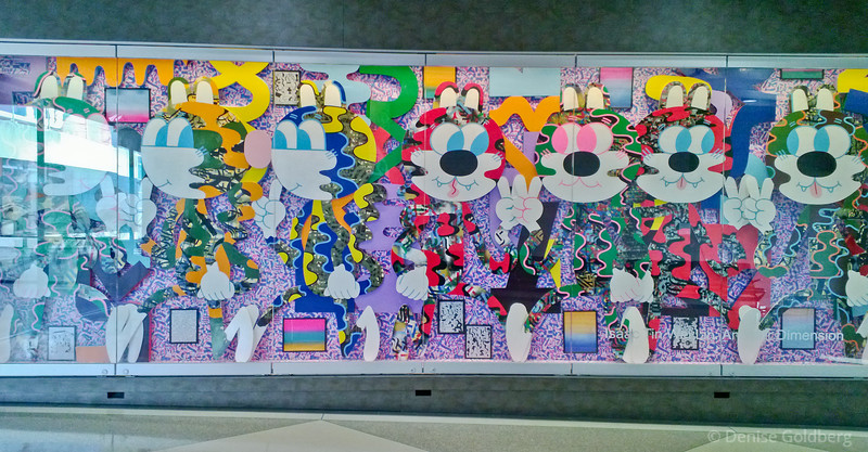 Isaac Tin Wei Lin: Another Dimension at the Philadelphia International Airport