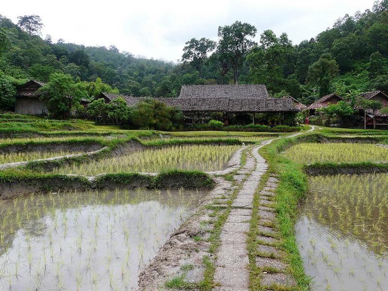 Baan Tong Luang Village, Chiang Mai.