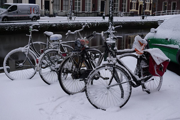 Leiden & Amsterdam December 2010