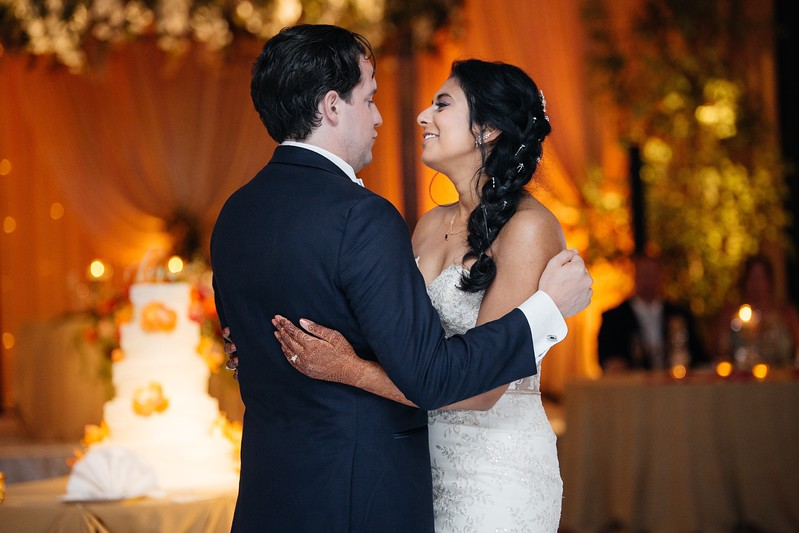 LeCapeWeddings Chicago Photographer - Renu and Ryan - Hilton Oakbrook Hills Indian Wedding -  1012.jpg