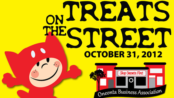 Treats on the Street 2012
