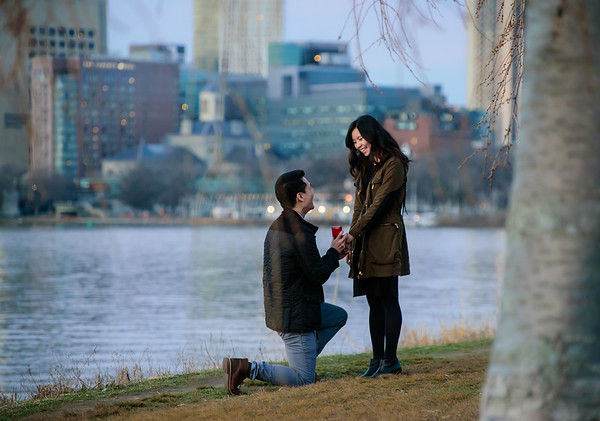 James & Anastasia Proposal
